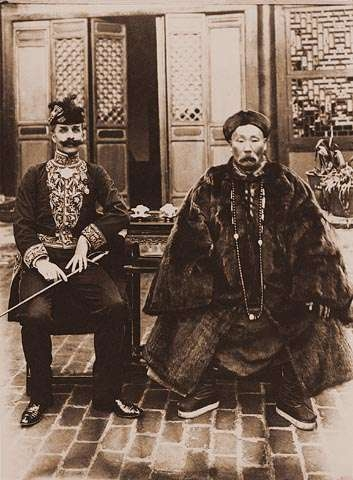 珍贵的历史照片清朝时期(353x480,104k)-清朝历史简介 清朝历史简图片